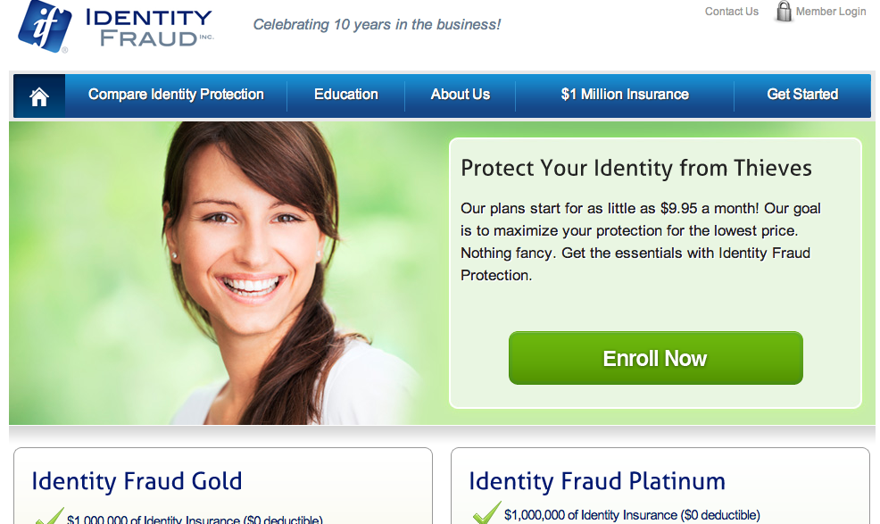 Identity Fraud Inc